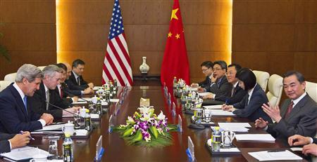 U.S., China agree to work together on cyber security
