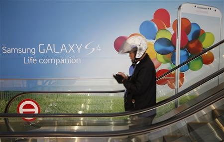 Samsung takes more smartphone market share from Apple