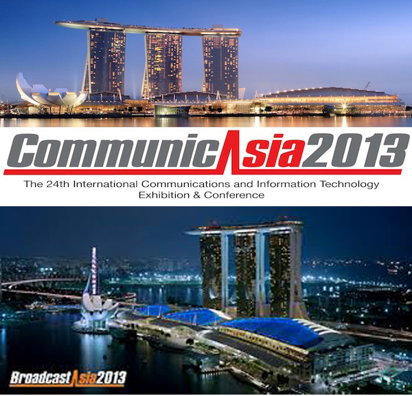 BroadcastAsia2013 International Conference to Uncover Transformational Trends in the Broadcasting Industry