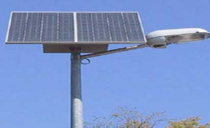 More 10,000 slum households to get solar street light in Rajshahi city