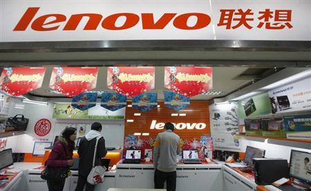 China's Lenovo buys and diversifies to outshine PC rivals