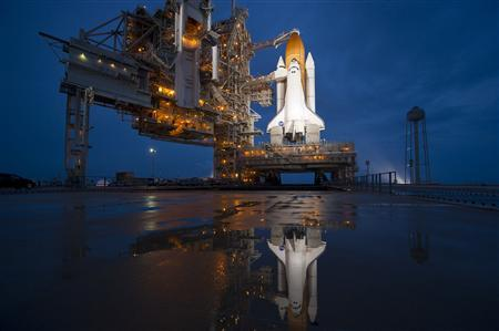 NASA puts shuttle launch pad in Florida up for lease