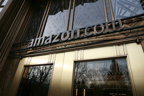 Amazon moving ahead with five original TV series