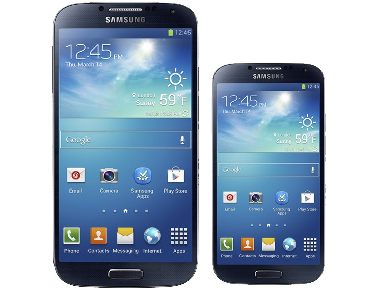 Samsung unveils Galaxy S4 mini phone to target mid-tier market