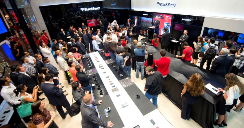 The new BlackBerry Retail Store is now officially open in Dubai