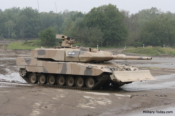 Top 10 Main Battle Tanks in the world : 2013