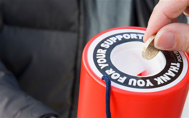 Charities should answer to the public, not to the political elite