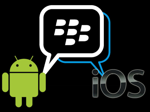 BBM for Android and iPhone Update – Note from the head of BBM