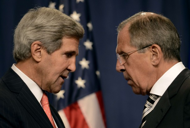 US and Russia agreed to destroy Syrian chemical weapons by mid-2014