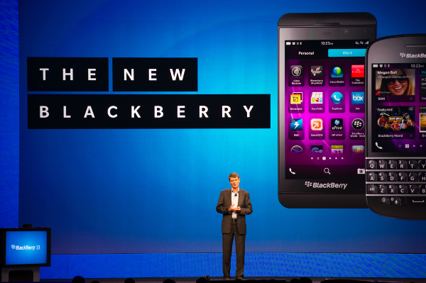 Inside the fall of BlackBerry: How the smartphone inventor failed to adapt