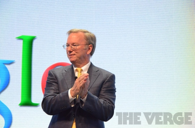 Eric Schmidt calls Android 'more secure than the iPhone'