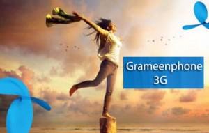 Grameen Phone launches 3G at Bashundhara