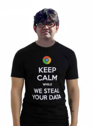 """Keep Calm While We Steal Your Data"" – Microsoft Now Selling Scroogled Merchandise"