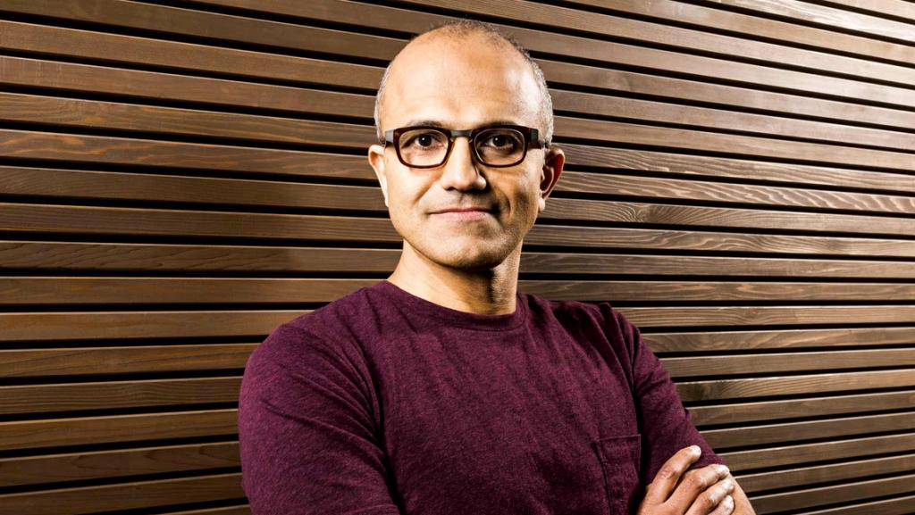 Microsoft Names Satya Nadella Its New CEO