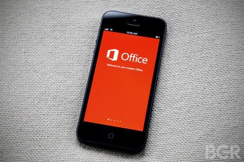 Office App Now Free for Home Use on iPhone and Android