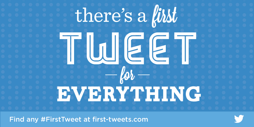 New Site to Show You the First Thing You Ever Tweeted
