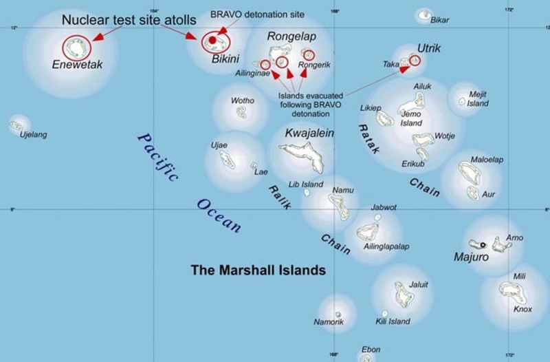Marshall Islands want US to resolve unfinished nuclear legacy