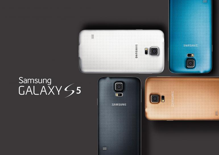 Samsung Galaxy S5 Available for Preorder
