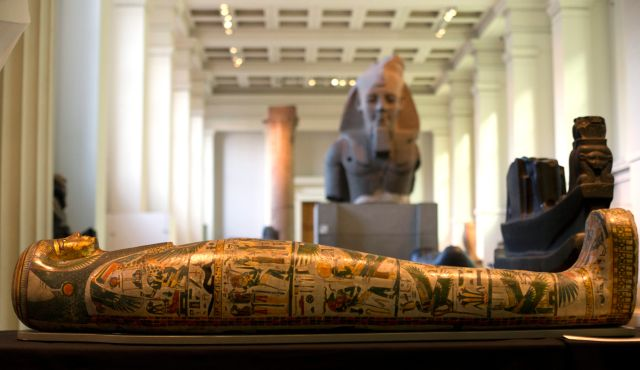 At least 50 mummies unearthed at Egypt