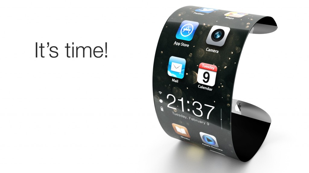 Apple iWatch Coming This October in Several Sizes.