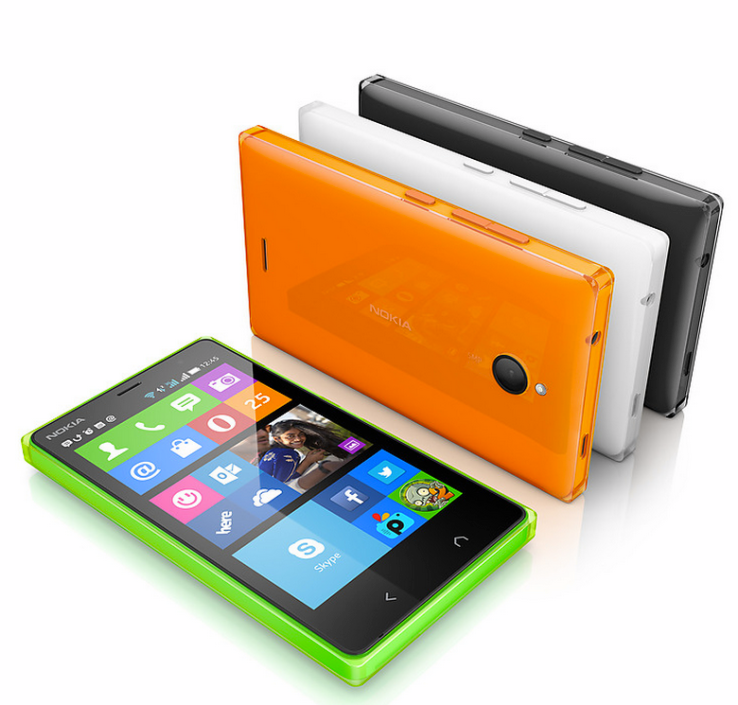 The Nokia X2 : Microsoft Has Just Launched Its First Android Smartphone