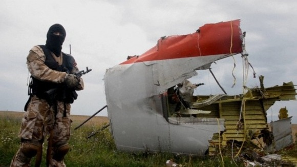 Ukraine: 'Compelling evidence' Russians downed plane