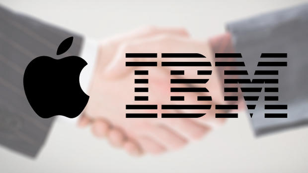Apple and IBM - a partnership set to frighten Microsoft