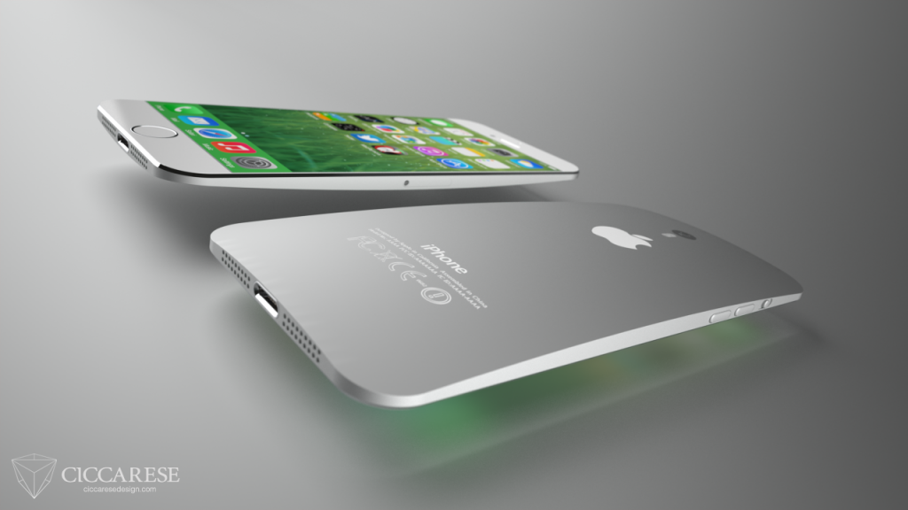Larger iPhone 6 With Sapphire Glass-1