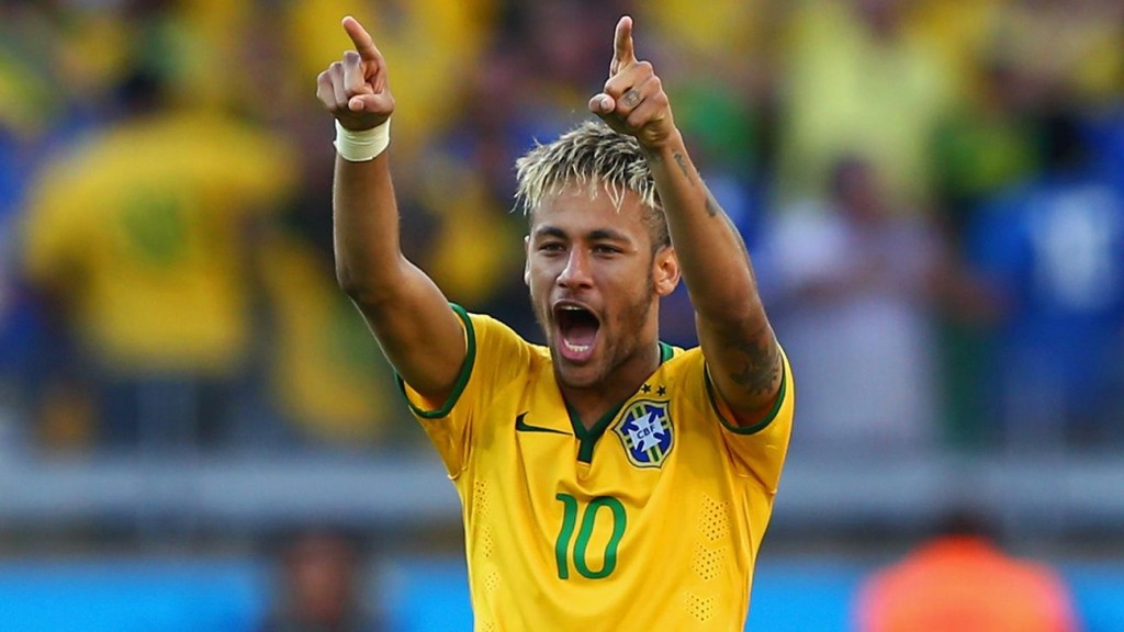 Neymar lifts Brazil over Colombia in friendly