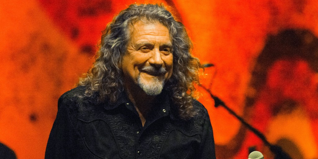 Goodbye Texas. Zeppelin's Robert Plant comes home to England