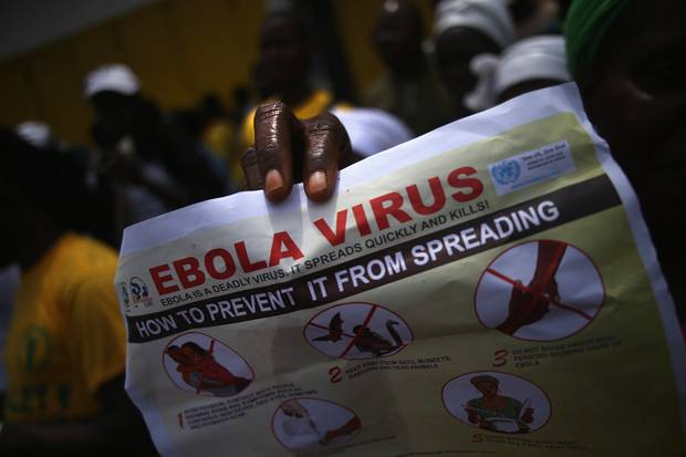 The Ebola.com Web Domain Just Sold for $200,000