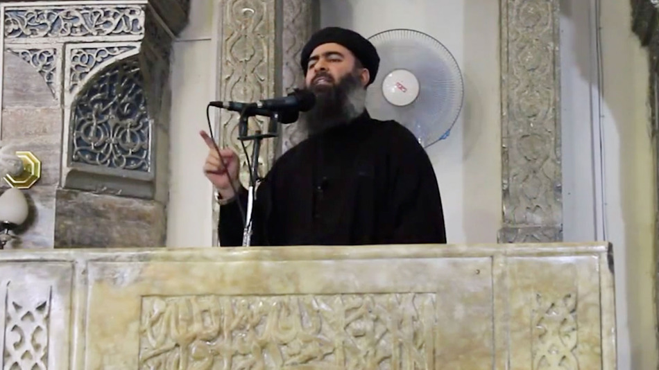 ISIS leader threatens to 'light the earth with fire' in new 17-minute audio tape