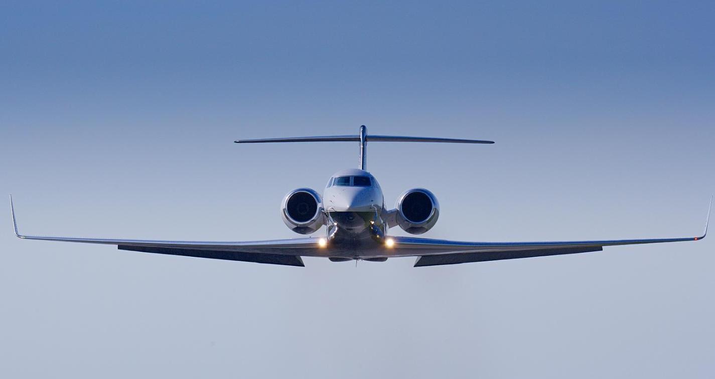 Gulfstream manufactures 100th G650