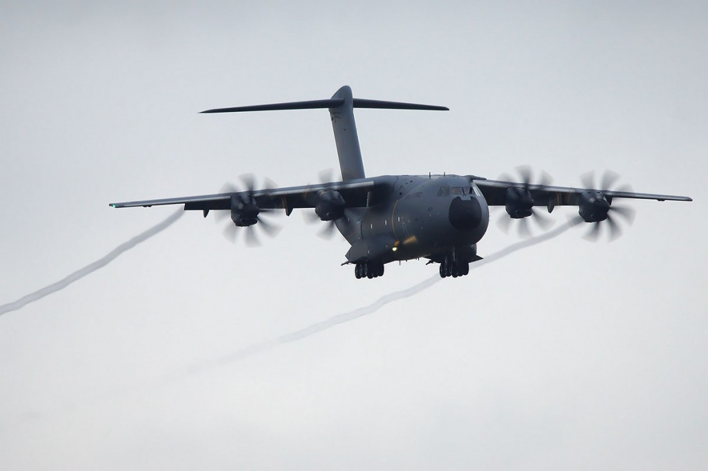 First A400M delivery for RAF
