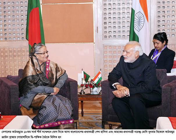 Efforts on to resolve LBA, Teesta issues: Modi