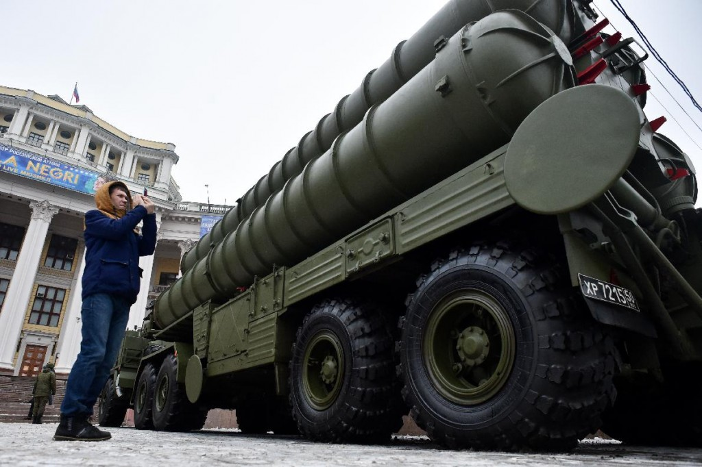 Russian arms sales soar on domestic spending