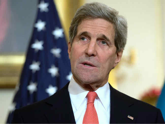 Kerry to meet Hollande as Belgium holds anti-terror operation