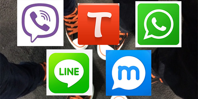 Viber, WhatsApp, Tango resume in country