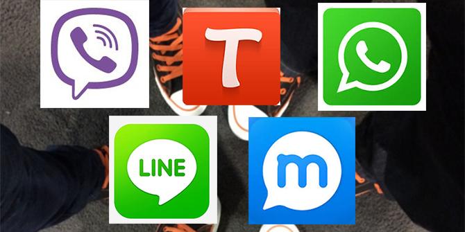 Viber, WhatsApp, Tango resume in country