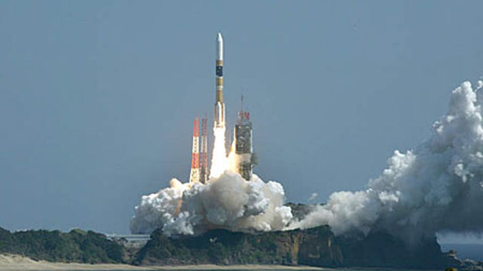 Japan launches new spy satellite