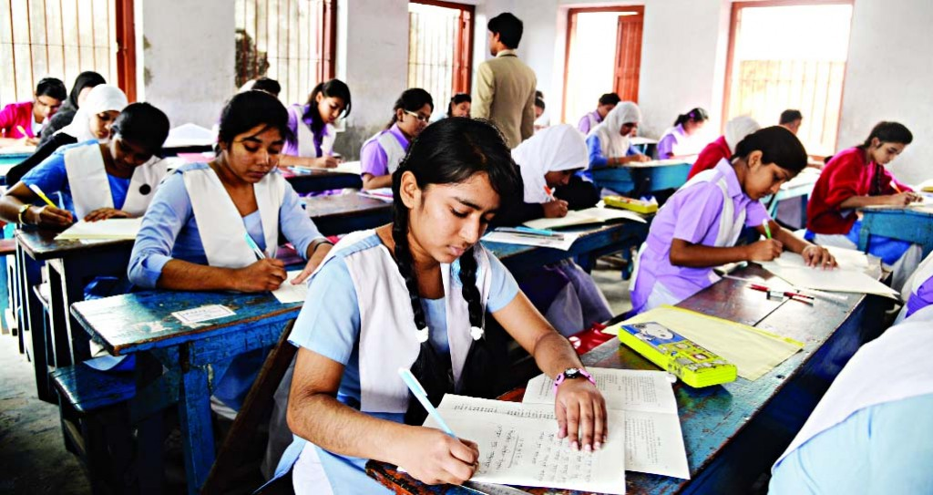 SSC exam held peacefully on sixth day