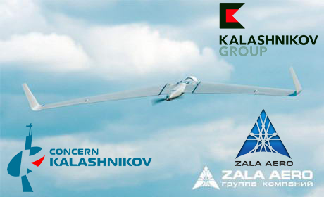 Kalashnikov Concern creates a joint venture with ZALA Aero to manufacture intelligence drones