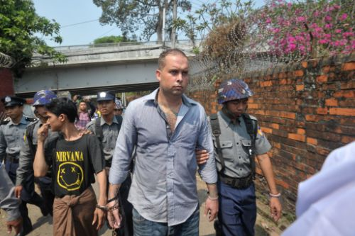 Myanmar jails New Zealander over Buddha 'insult' ad