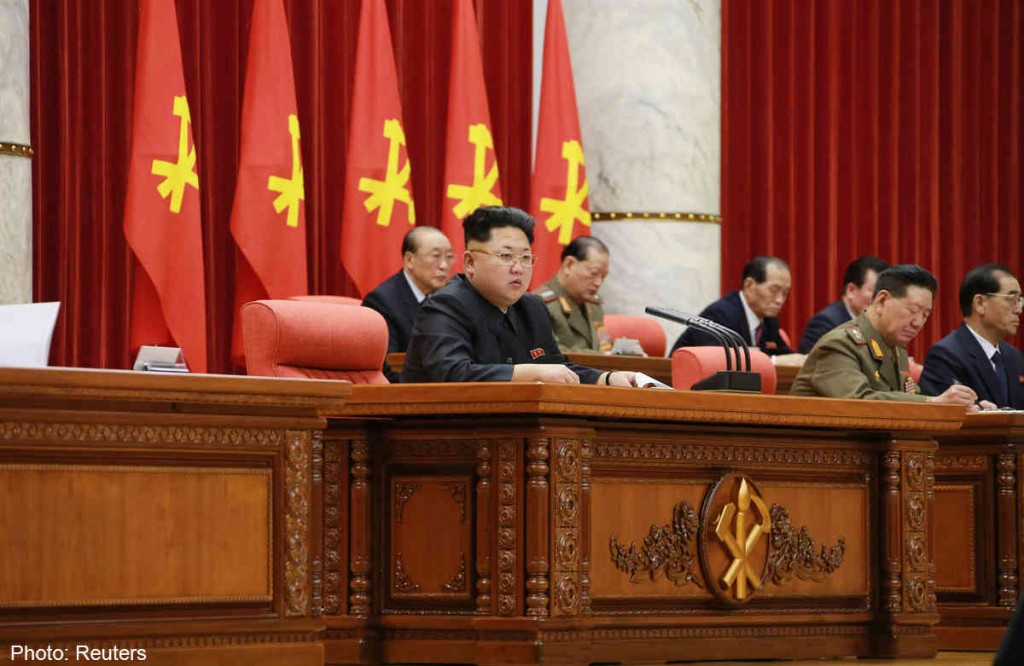 North Korea to convene rare parliament session in April