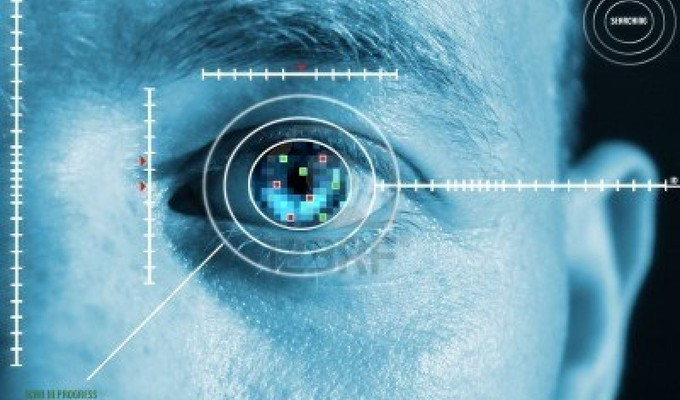 New Iris Scanning Tech Could Identify You from 40 Feet Away