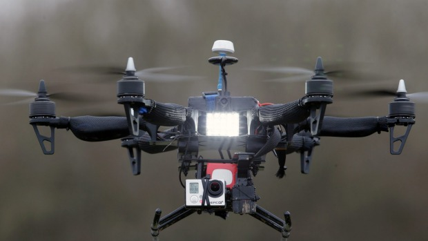 Switzerland to test drone postal deliveries