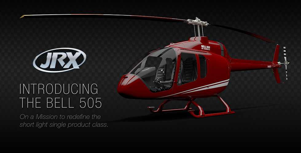 Bell 429 and Bell 505 to take centre stage at EFA Prague