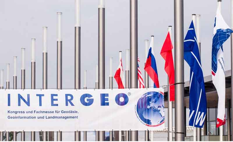 Innovation platform INTERGEO presents the technology of tomorrow
