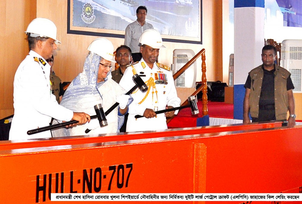 2 submarines to join navy fleet in middle of 2016: PM