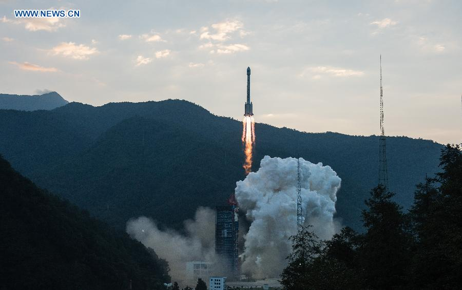 China's launch of new Satellite puts it closer to becoming alternative to US-led GPS